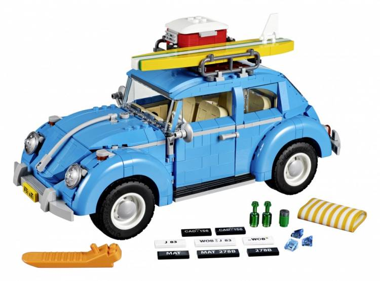 Automobile Ostern mit Volkswagen