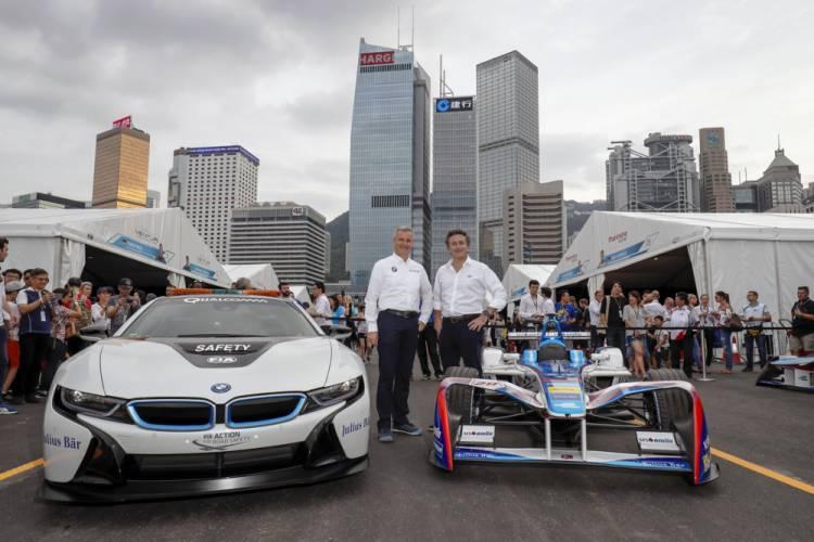 BMW bestätigt Einstieg in die FIA Formula E Championship als offizieller Hersteller