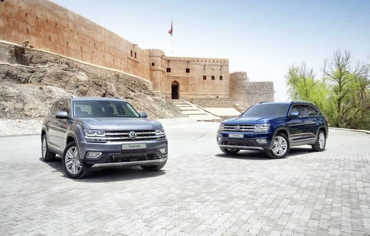 Neues SUV-Modell für den Mittleren Osten