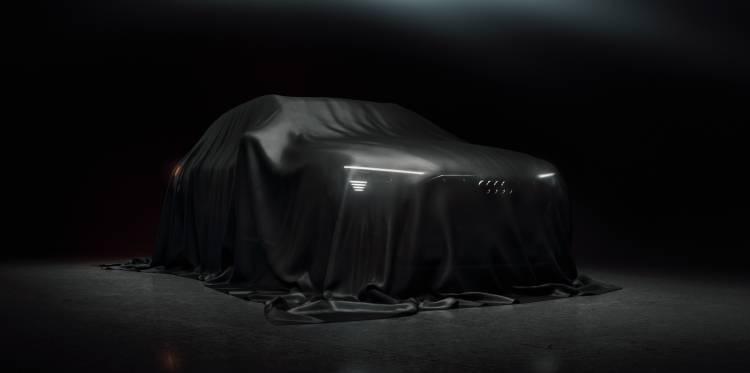Weltpremiere des Audi e-tron live aus San Francisco