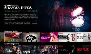 Netflix: Neue Serien und Filme im Februar 2019