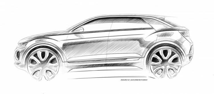 Volkswagen Weltpremiere - Der T-Roc