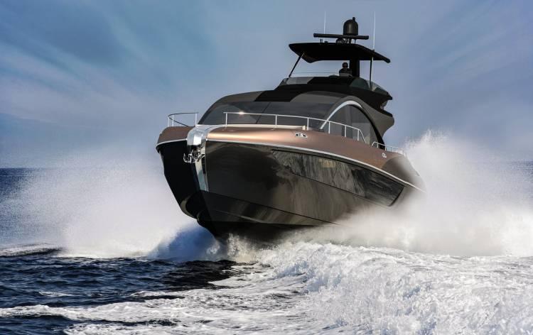 Lexus enthüllt Luxusjacht LY 650